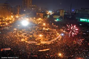 Tahrirplatz (Februar 2011)