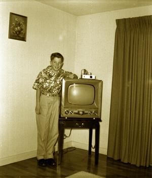 Altes Fernsehgerät (Symbolfoto)